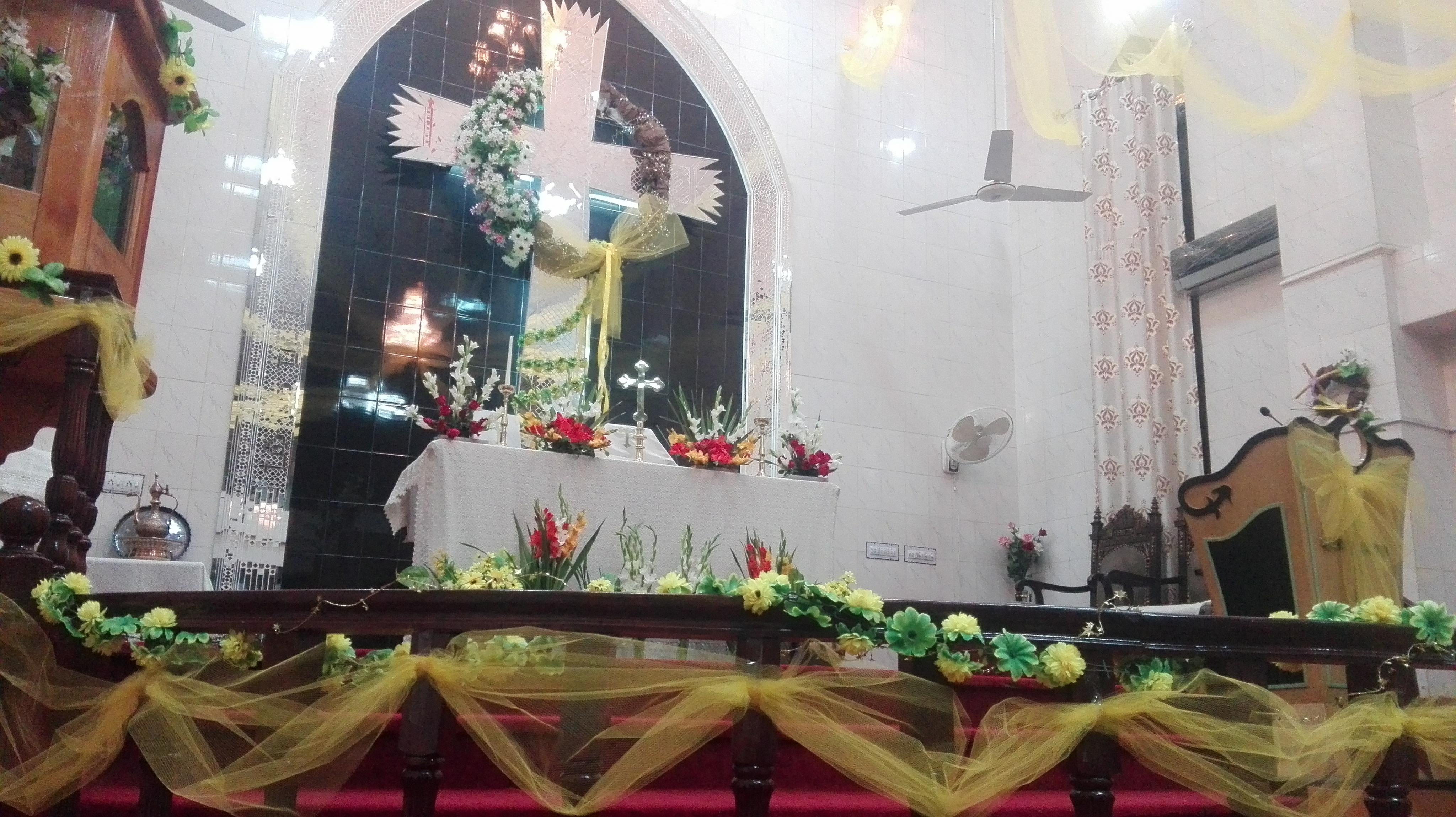 St. Paul's Sarhadi Church Mardan